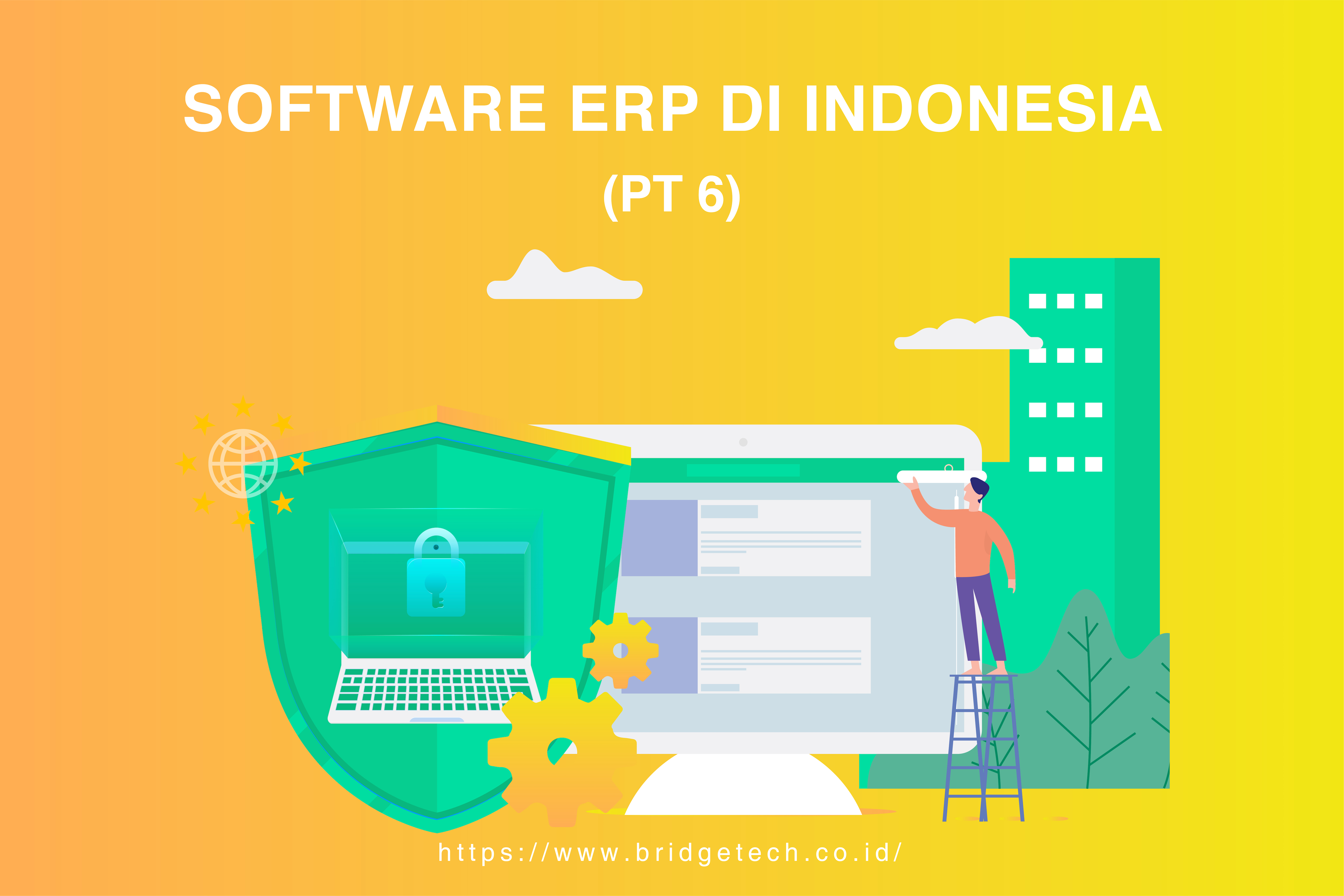 Software ERP Indonesia (Pt.6)