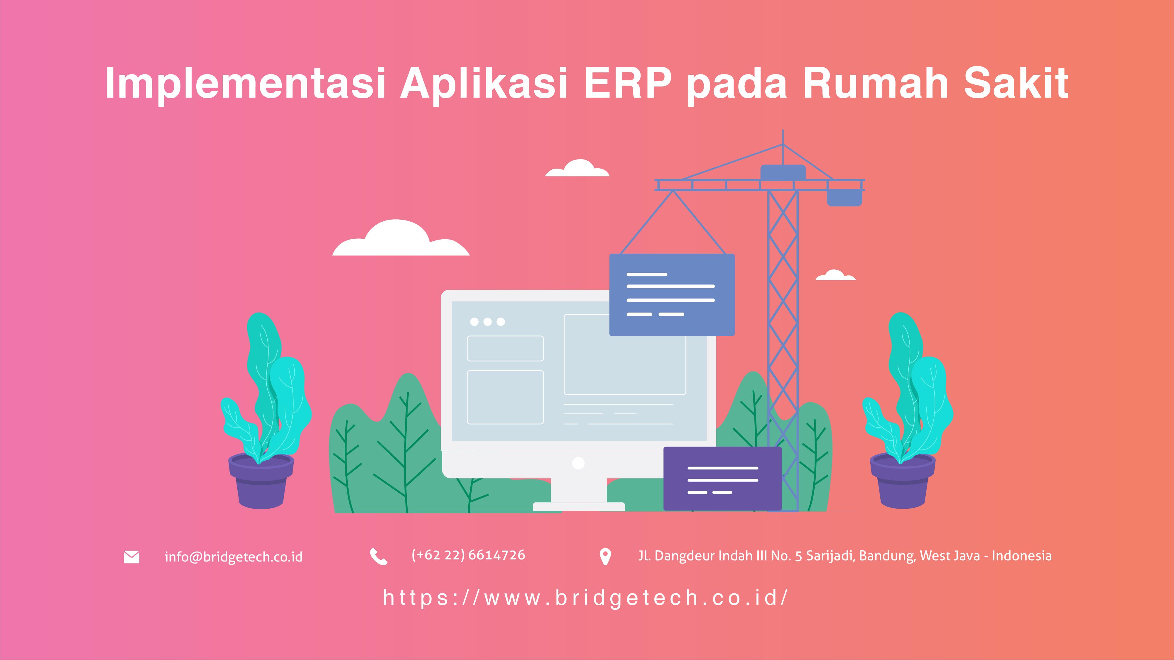 Implementasi Aplikasi ERP pada rumah sakit