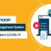 penggunaan learning management system