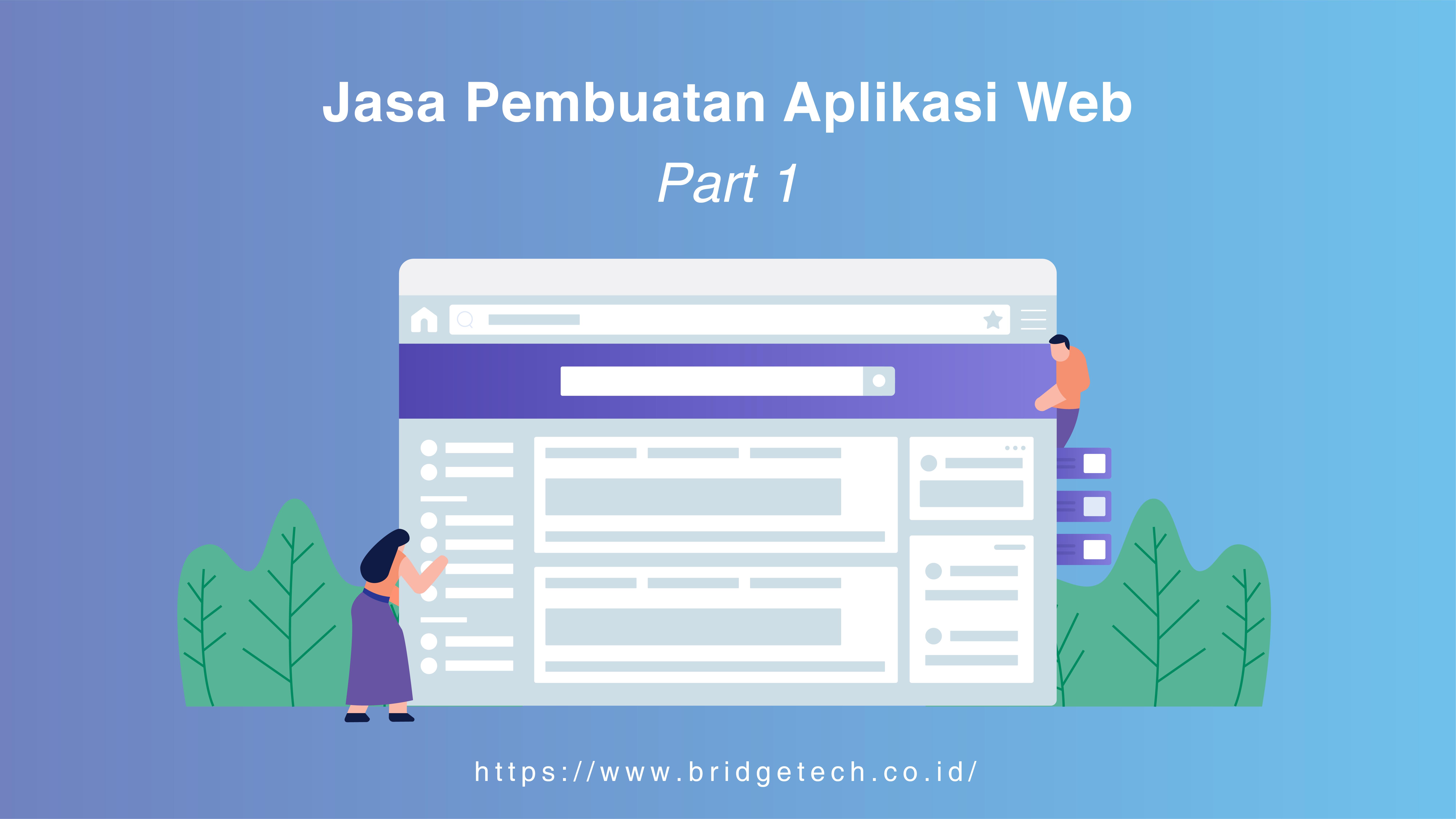Jasa Pembuatan Aplikasi Web (Pt.1)