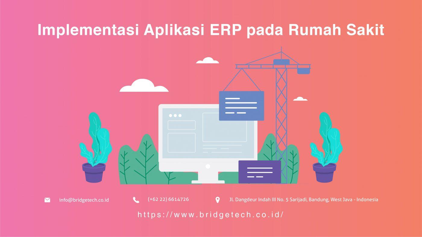 Software Aplikasi ERP atau yang biasa kita kenal dengan sebutan Enterprise Resource Planning merupakan suatu software yang terintegrasi dengan banyaknya fungsi. Beberapa contoh fungsi dari ERP ini adalah fungsi software akuntansi, fungsi pengaturan HRD, fungsi pengaturan marketing dan lain sebagainya. Banyaknya fungsi yang ditawarkan oleh ERP ini merupakan daya jualnya tersendiri, karena software ini dapat mempercepat dan mempermudah kinerja dan hubungan antara berbagai macam bidang.